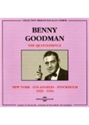 Benny Goodman - The Quintessence