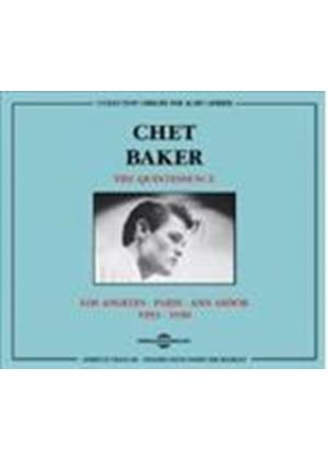 Chet Baker - The Quintessence 1953 - 1956 [French Import]