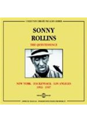 Sonny Rollins - The Quintessence 1953 - 1957