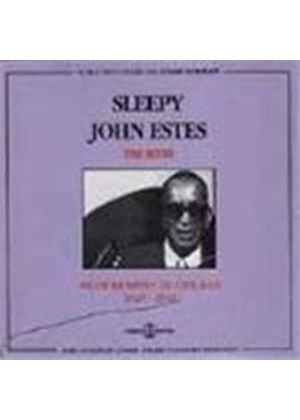 Sleepy John Estes - Blues, The (From Memphis To Chicago 1929 - 1941)