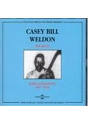 Casey Bill Weldon - Blues, The (Slide Guitar Swing 1927-1938)
