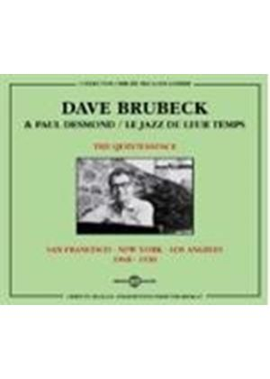 Dave Brubeck - Quintessence, The (1948-1959) (Music CD)