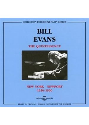 Bill Evans - Quintessence (Music CD)