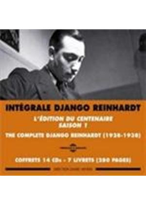 Django Reinhardt - Integrale Saison 1 1928-1938 (Music CD)