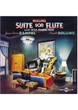 Claude Bolling/Jean-Pierre Rampal - Suite For Flute [French Import]