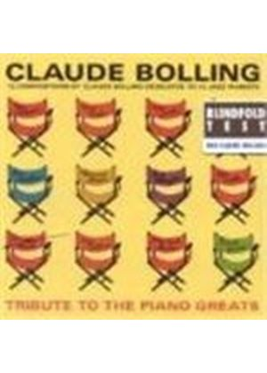 Claude Bolling - Tribute To The Piano Greats