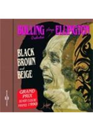 Claude Bolling - PLAYS ELLINGTON BLACK BROWN & BEIGE