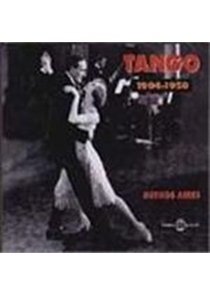 Various Artists - Argentina - Tango 1904-1950 (Buenos Aires)