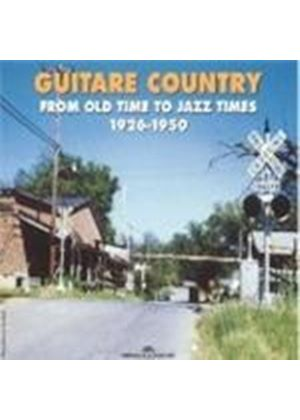 Various Artists - Guitar Country