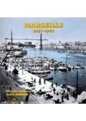 Various Artists - France - Marseille 1921-1951
