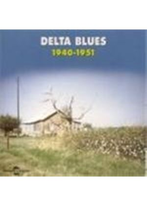Various Artists - Delta Blues 1940-1951