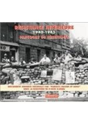 Various Artists - Resistance Interieure 1940 - 1945 [French Import]