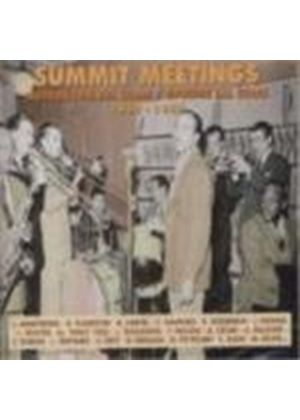 Metronome All Stars & Esquire All Stars - Summit Meetings 1939-1950