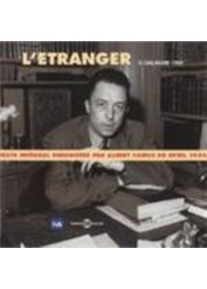 Albert Camus - L'Etranger [French Import]