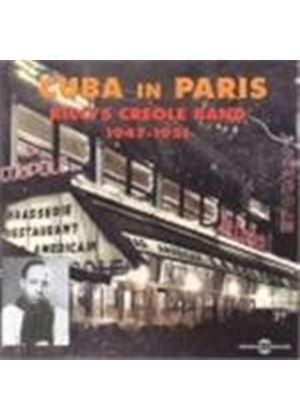 Rico's Creole Band - Cuba In Paris 1947-1951