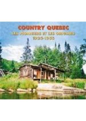 Various Artists - COUNTRY QUEBEC 1925-1955  2CD