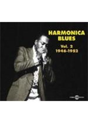 Various Artists - Harmonica Blues Vol.2 (1946-1952)