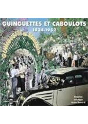 Various Artists - Guinguettes Et Caboulots 1934-1952