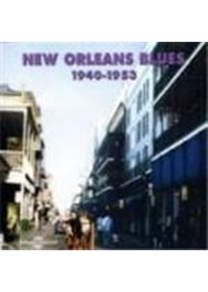 Various Artists - New Orleans Blues 1940-1953