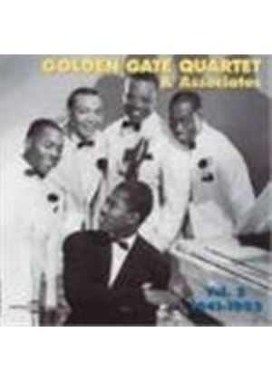Golden Gate Quartet (The) - Golden Gate Quartet And Associates Vol.2, The (1941-1952)