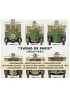Various Artists - Swing De Paris 1922-1951