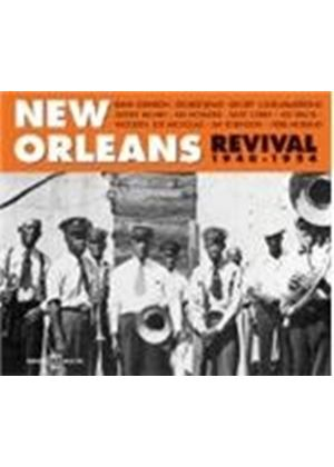 Various Artists - New Orleans Revival 1940-54