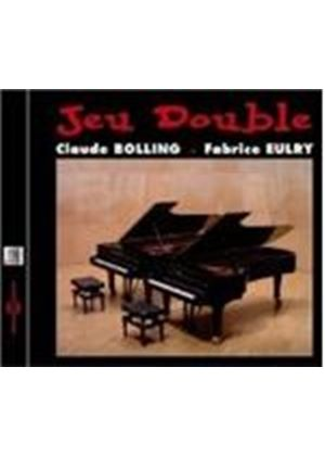 Claude Bolling & Fabrice Eulry - Jeu Double (Music CD)