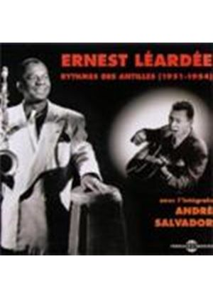 Ernest Leardee - Rhythms Of Antilles 1951 - 1954 [French Import]