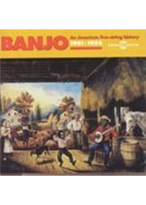 Various Artists - American Five String Banjo 1901-1956 (Music CD)