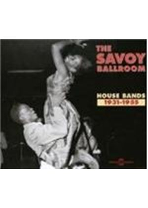 Various Artists - The Savoy Ballroom 1931 - 1955 [French Import]