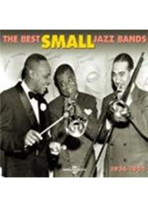 Various Artists - The Best Small Jazz Bands 1936 - 1950 [French Import]