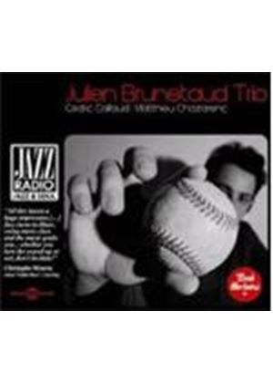 Julien Brunetaud Trio - Look Like Twins (Music CD)