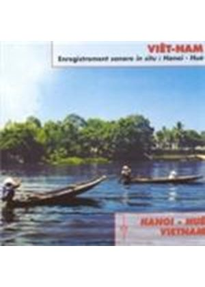 Various Artists - Vietnam - Popular Music And Songs (Music CD)