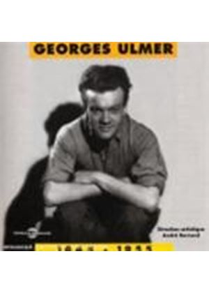 Georges Ulmer - Georges Ulmer 1945-1955 (Music CD)