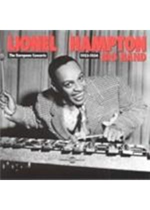 Lionel Hampton Big Band (The) - European Concerts 1953-1954 (Music CD)