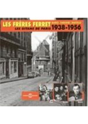 Les Freres Ferret - Baro Sarane Metalo 1938-1956 (Music CD)