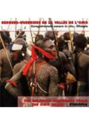 Various Artists - Ethiopia - Warrior Shepherds From Omo Valley (Music CD)