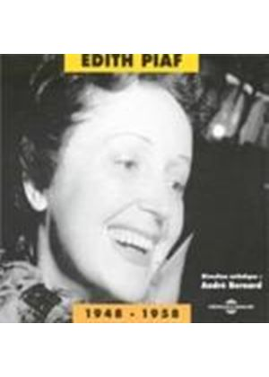Edith Piaf - 1948-1958 (Music CD)