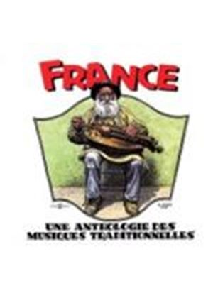 Various Artists - France - Traditional Music Anthology Of France (Music CD)