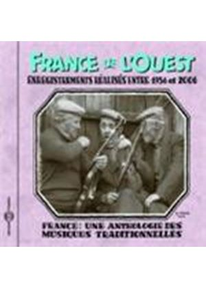 Various Artists - France - Une Anthologie France De L'Ouest 1956-2006 (Music CD)