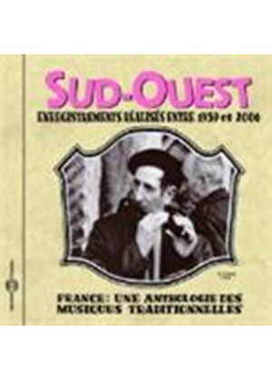 Various Artists - France - Une Anthologie Sud Ouest 1939-2006 (Music CD)