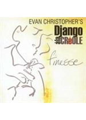 Evan Christopher - Django A La Creole Finesse (Music CD)