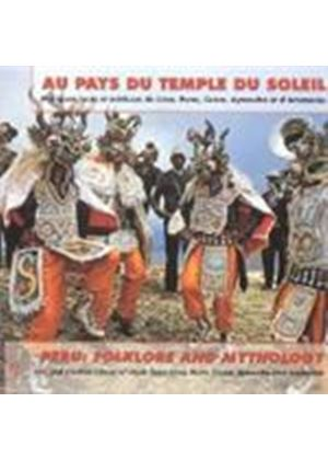 Various Artists - Peru - Folklore And Mythology (Music CD)
