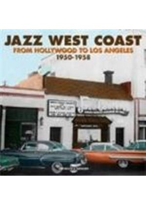 Various Artists - Jazz West Coast - Hollywood To LA (Music CD)