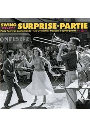 Various Artists - Swing Surprise Partie 1945-1957 - Paris Swing Bands (Music CD)