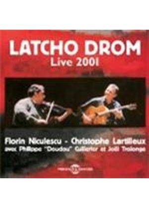 Latcho Drom - Live 2001 (Music CD)