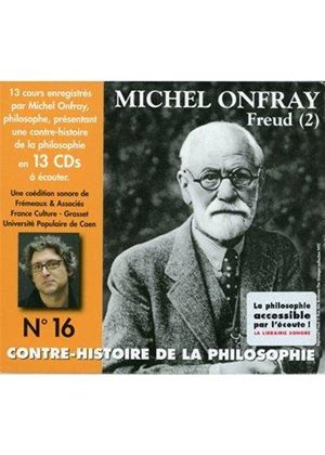 Michel Onfray - Philosphie Vol. 16 Freud 2 (Music CD)