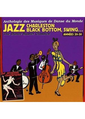 Various Artists - Dance Master Classics - Jazz, Charleston, Swing 1920-30 (Music CD)