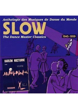 Various Artists - Dance Master Classics (Slow 1945-1959) (Music CD)