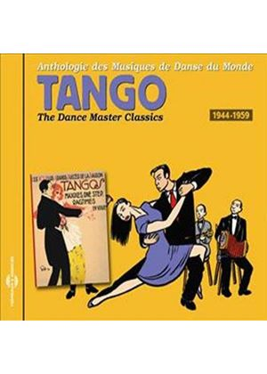 Various Artists - Dance Master Classics (Tango 1944-1959) (Music CD)